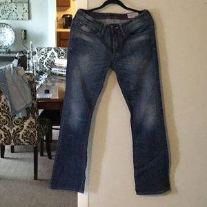 David Britton jeans